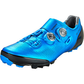 Shimano SH-XC9 S-Phyre Bike Shoes blue